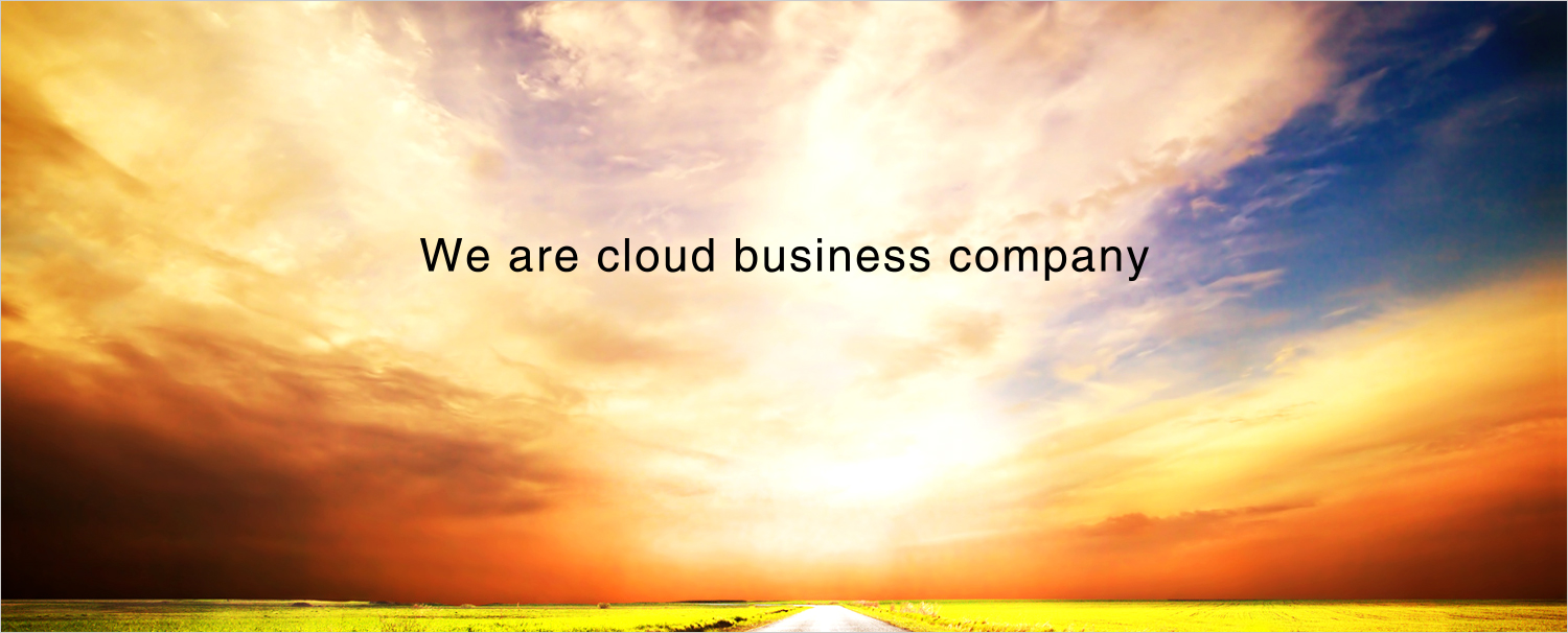We are cloud business company
